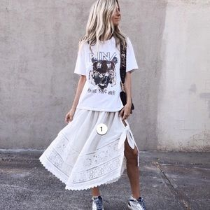 NWT Spell and the Gypsy Abigail Skirt